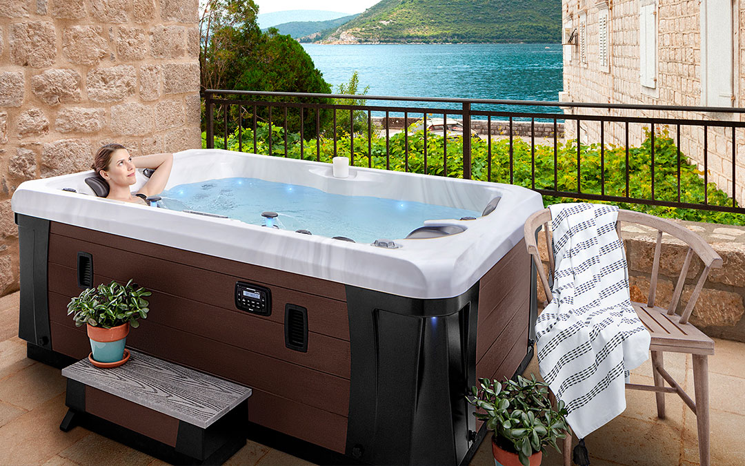Enjoy Your Marquis® Hot Tub During Hot Summer Months