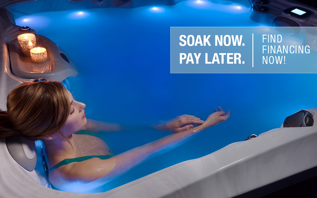 Hot Tub Financing Makes Buying a Hot Tub Easier