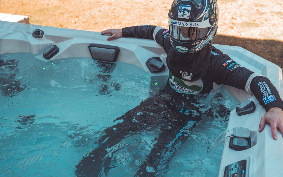 NASCAR Xfinity Series Driver, Ryan Truex for Marquis Hot Tubs