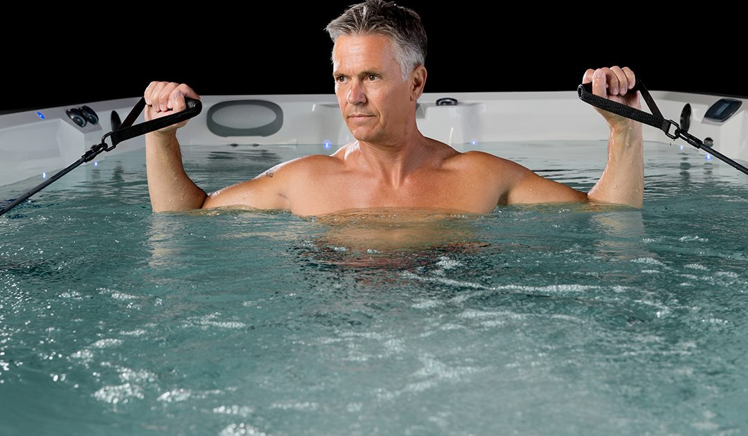 How to Improve Your Aquatic Fitness with ATV™ Swim Spas
