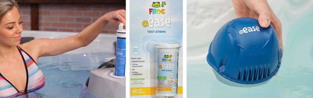 Frog @ease Smartchlor sanitizer