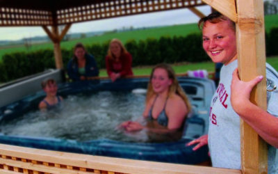 Andrea's Wish for a Hot Tub Still Inspires Hope